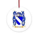Bissott Ornament (Round)