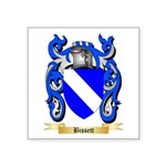 Bissett Square Sticker 3