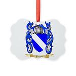 Bissett Picture Ornament