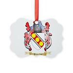 Bisschop Picture Ornament