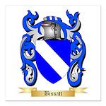 Bissatt Square Car Magnet 3
