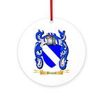 Bissatt Ornament (Round)