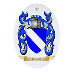 Bissat Ornament (Oval)