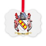 Bisp Picture Ornament