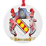 Biskupski Round Ornament