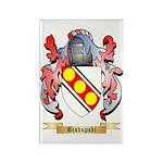 Biskupski Rectangle Magnet (10 pack)