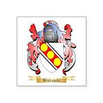 Biskupski Square Sticker 3