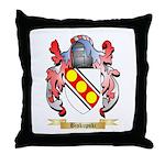 Biskupski Throw Pillow