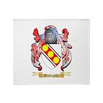 Biskupski Throw Blanket