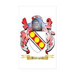 Biskupiak Sticker (Rectangle 50 pk)