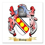 Biskup Square Car Magnet 3