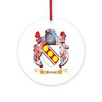Biskup Ornament (Round)