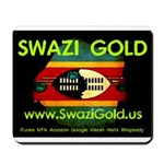 Swazi Gold Mousepad