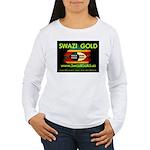 Swazi Gold Long Sleeve T-Shirt
