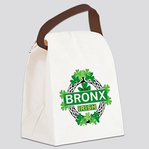 Bronx Irish Canvas Lunch Bag