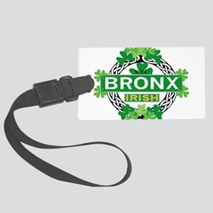 Bronx Irish Luggage Tag