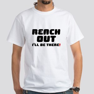 REACH OUT - ILL BE THERE! V T-Shirt