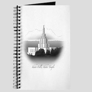 Idaho Falls, Idaho Temple Journal