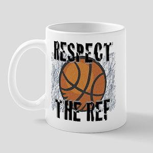 Respect the Basketball Ref Mug