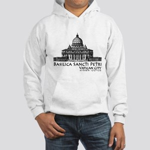 St. Peter's Basilica Hooded Sweatshirt