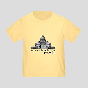 St. Peter's Basilica Toddler T-Shirt