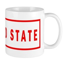 Red State - Wyoming Mug