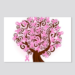 The Tree of Life...Breast Cancer Postcards (Packag