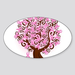 The Tree of Life...Breast Cancer Sticker
