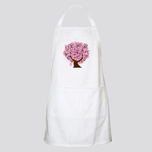 The Tree of Life...Breast Cancer Apron