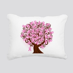 The Tree of Life...Breast Cancer Rectangular Canva