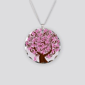 The Tree of Life...Breast Cancer Necklace