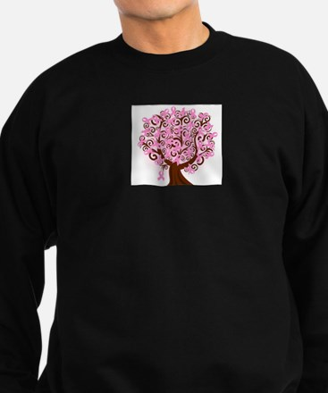 The Tree of Life...Breast Cancer Sweatshirt