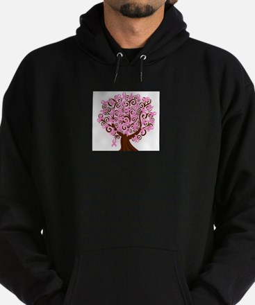 The Tree of Life...Breast Cancer Hoody