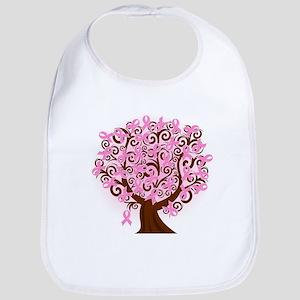 The Tree of Life...Breast Cancer Bib