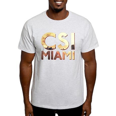 CSI Miami Skyline T-Shirt