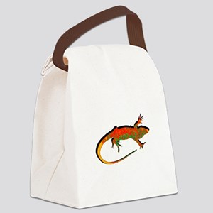 ON THE LIMB Canvas Lunch Bag