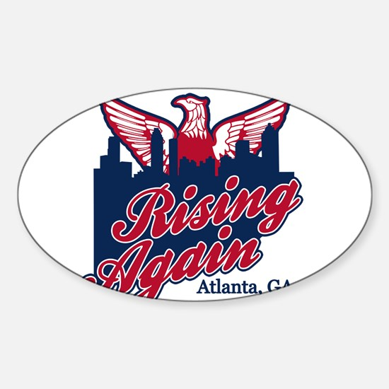 Rising Again Decal
