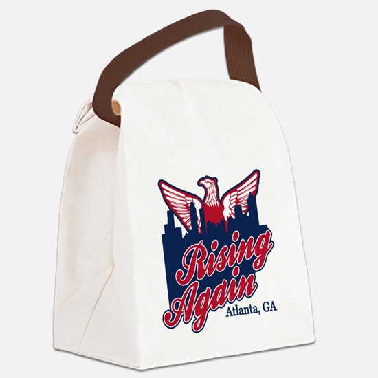 Rising Again Canvas Lunch Bag
