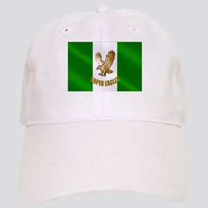 Nigerian Eagle Flag Cap