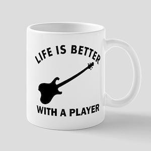 Electric Guitar Designs Mug