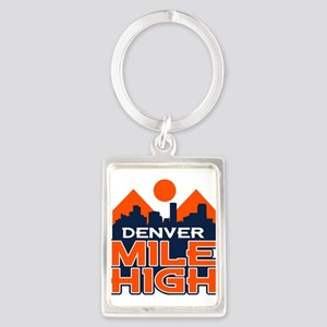 Mile High Keychains