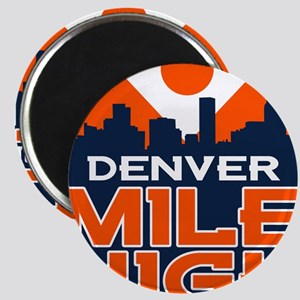 Mile High Magnet