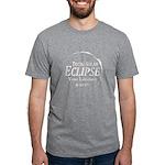 Personalize Eclipse 2017 Mens Tri-blend T-Shirt