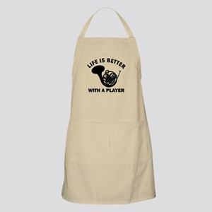 French horn Designs Apron