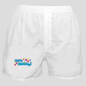 Happy Birthday Boxer Shorts