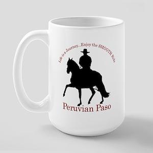 Life Journey PP Large Mug