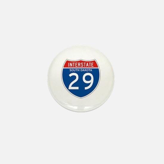 Interstate 29 - SD Mini Button