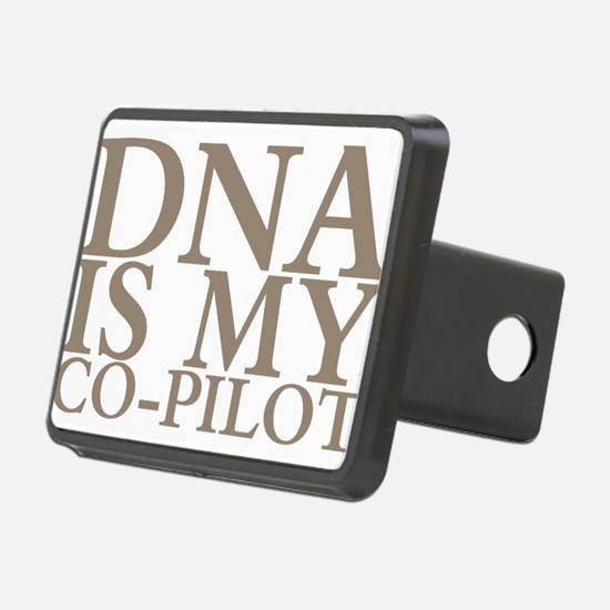 DNA is my co-pilot Hitch Cover