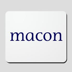 Macon Mousepad
