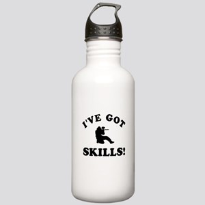 Paintball Designs Stainless Water Bottle 1.0L